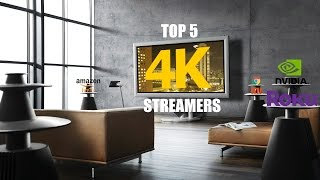 In this video, we countdown the Top 5 4K Streaming Devices that are available right now. Over the last couple of months, we have published 2 other videos for ...
