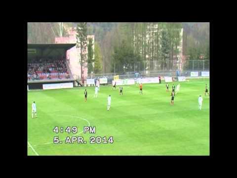 Podbrezová vs.FC Spartak Trnava juniori