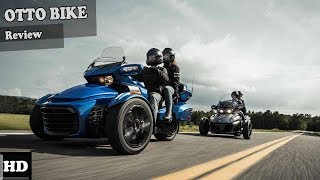 5. WOW AMAZING!!!2018 Can Am Spyder F3 Limited Price & Spec