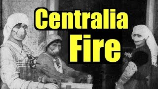 You and the Centralia, PA Fire  (The First Youtube Video On)
