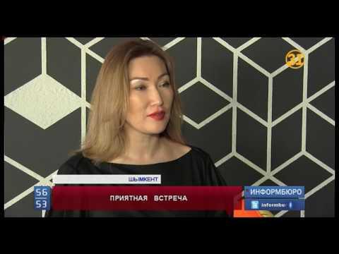 """В Шымкенте прошла презентация нового женского ток-шоу """"Все только начинается"""""""