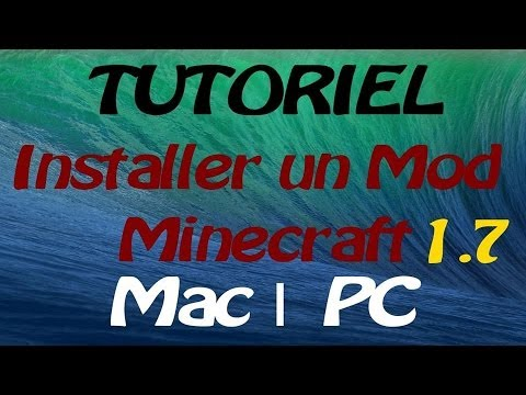 comment poser objet minecraft mac