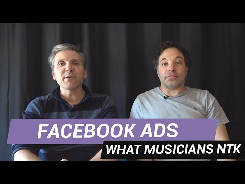 30MMM EP#8: FACEBOOK ADS: WHAT MUSICIANS NEED TO KNOW
