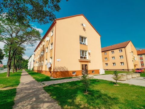 2 izbový byt, Košice - Šaca – Video