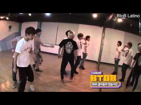 [HD] BTOB Diary Ep5 Sub Español (видео)