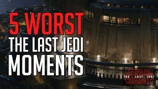 Video 5 Worst Moments in Star Wars: The Last Jedi MP3, 3GP, MP4, WEBM, AVI, FLV Maret 2018