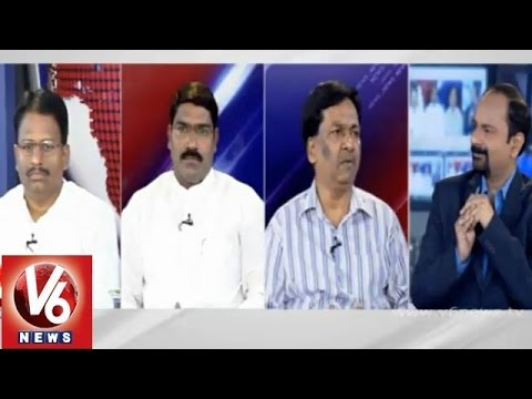 Good Morning Telangana  V6 special discussion on daily news  November 24th 2014