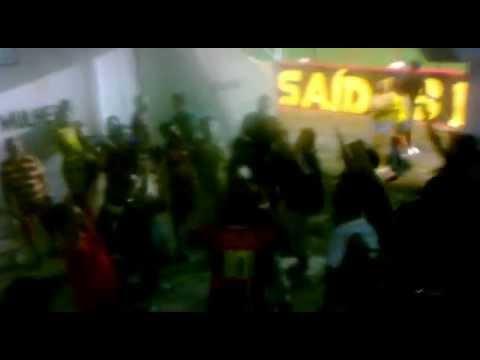 Video - Brava Ilha em baixo da Saída 3. 24/06/2012 Sport x inter - Brava Ilha - Sport Recife - Brasil
