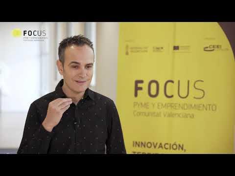 FOCUS Pyme Congreso Tech -Entrevista a Ricardo Borillo, UJI Castellón[;;;][;;;]
