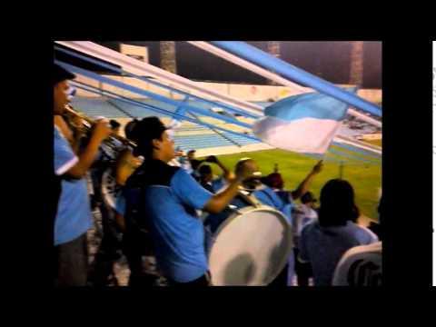 Ambiente de la H TERRORIZER en el clasico contra las gallinas 16-8-14 - La Terrorizer - Tampico Madero