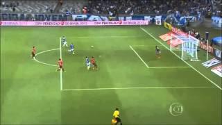 Golaço de Éverton Ribeiro pelo Cruzeiro na Copa do Brasil 2013 contra o Flamengo nas oitavas de final da competição. Mineirão...