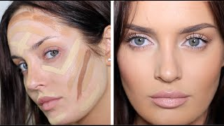 Video Updated Contouring/Highlight Routine: Very Full Coverage Makeup! MP3, 3GP, MP4, WEBM, AVI, FLV Juli 2018