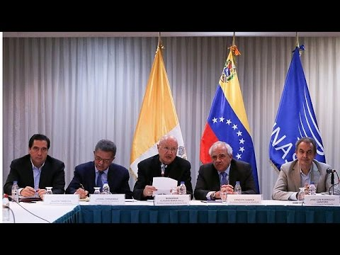 Βενεζουέλα: Πρόοδος στις συνομιλίες κυβέρνησης-αντιπολίτευσης