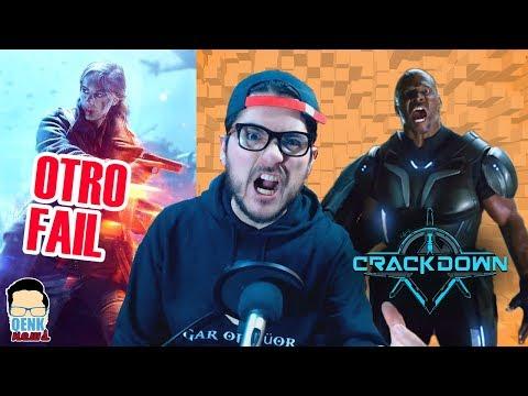 ¡EA hace el ridículo con Battlefield V! - Microsoft miente con Crackdown 3 | QN