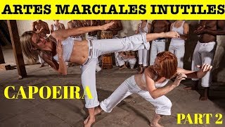 Download Video Parte 2 - Top 5 Artes Marciales & Estilos de Peleas Mas Inutiles MP3 3GP MP4