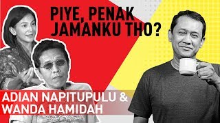 Video Denny Siregar, Adian Napitupulu dan Wanda Hamidah - Seruput Kopi Eps. 14 - Piye, Penak Jamanku Tho? MP3, 3GP, MP4, WEBM, AVI, FLV Desember 2018