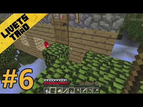 Minecraft Custom Map: Livets Träd - Del 6