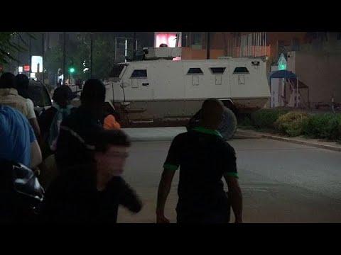 Πολύνεκρη τρομοκρατική επίθεση στη Μπουρκίνα Φάσο