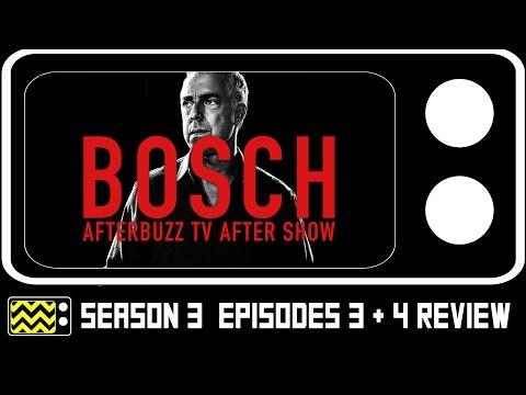 Bosch Season 3 Episodes 3 & 4 Review & After Show | AfterBuzz TV