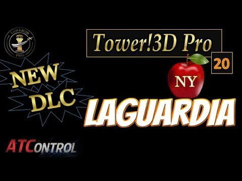 Tower! 3D Pro -- EP #20 : *NEW* DLC - LaGuardia (видео)