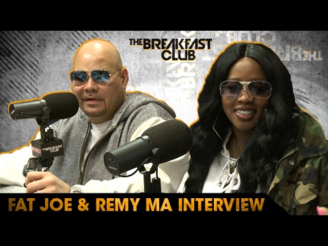 Fat Joe & Remy Ma Talk Being The Best In The Game, Memories of Big Pun, Staying Independent & More W/The Breakfast Club