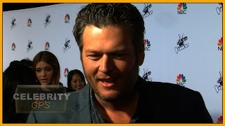 Blake Shelton settles lawsuit with InTouch - Hollywood TV