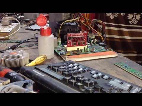 how to repair RAM verry early