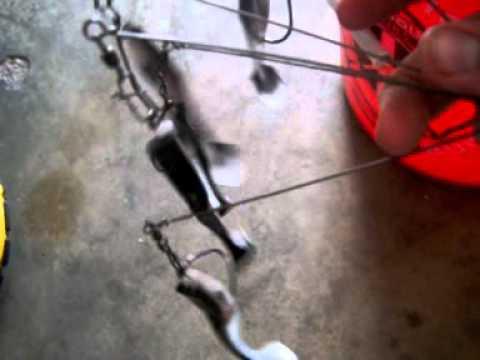 YUMbrella rig (alabama rig)