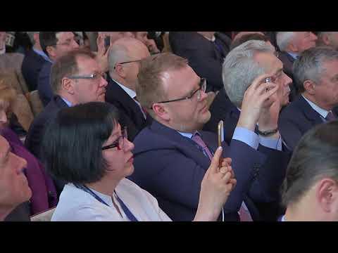Пленарное заседание съезда Российского союза ректоров - DomaVideo.Ru