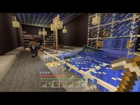 Minecraft Xbox – Stampy's Secret Base [71]