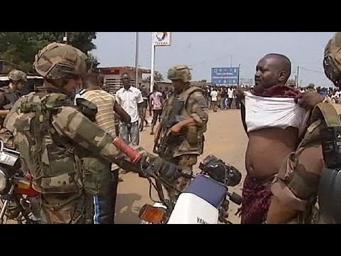 central africa - French troops have traded fire with rebels in the Central African Republic who have refused to lay... euronews, the most watched news channel in Europe Subsc...