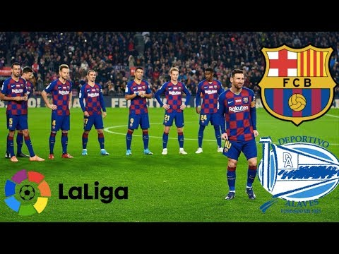 Barcelona vs Alaves, La Liga 2019/20 - MATCH PREVIEW