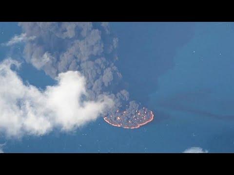 Sorge um Ölkatastrophe vor Ostchina nach Sinken eines Öltankers