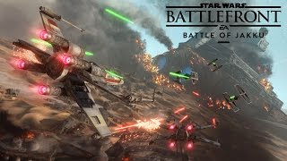 Star Wars Battlefront : La Bataille de Jakku trailer de gameplay, EA Games, video games