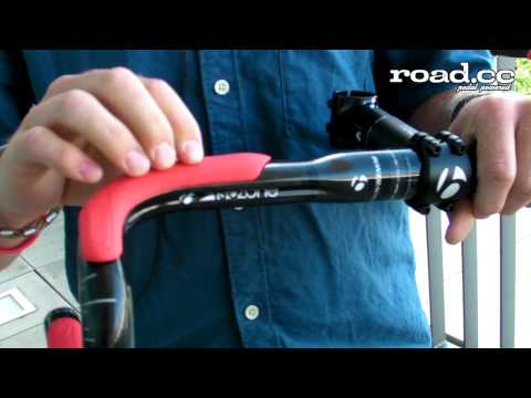 Trek World 2012: Bontrager Isozone bars