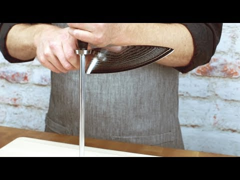 How To Hone Your Shun Cutlery