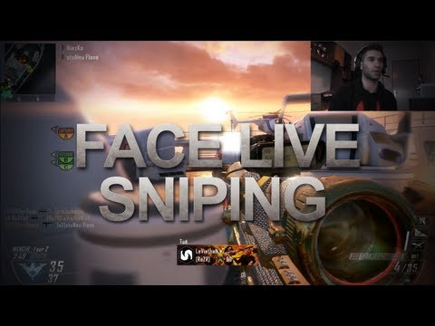 Face Live Sniping | Spéciale 400'000