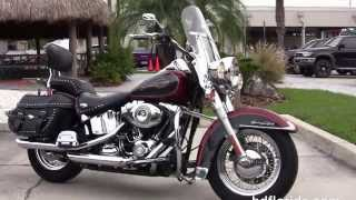 8. Used 2007 Harley Davidson Heritage Softail Classic Motorcycles for sale