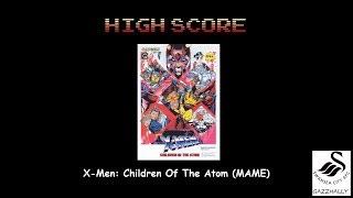 X-Men: Children of the Atom [xmcota] (Arcade Emulated / M.A.M.E.) by gazzhally