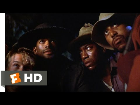 Posse (2/12) Movie CLIP - Enemy Gold (1993) HD