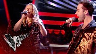 Kit Rice vs. Jack Bruley - 'Ex-Factor' | The Voice UK 2017