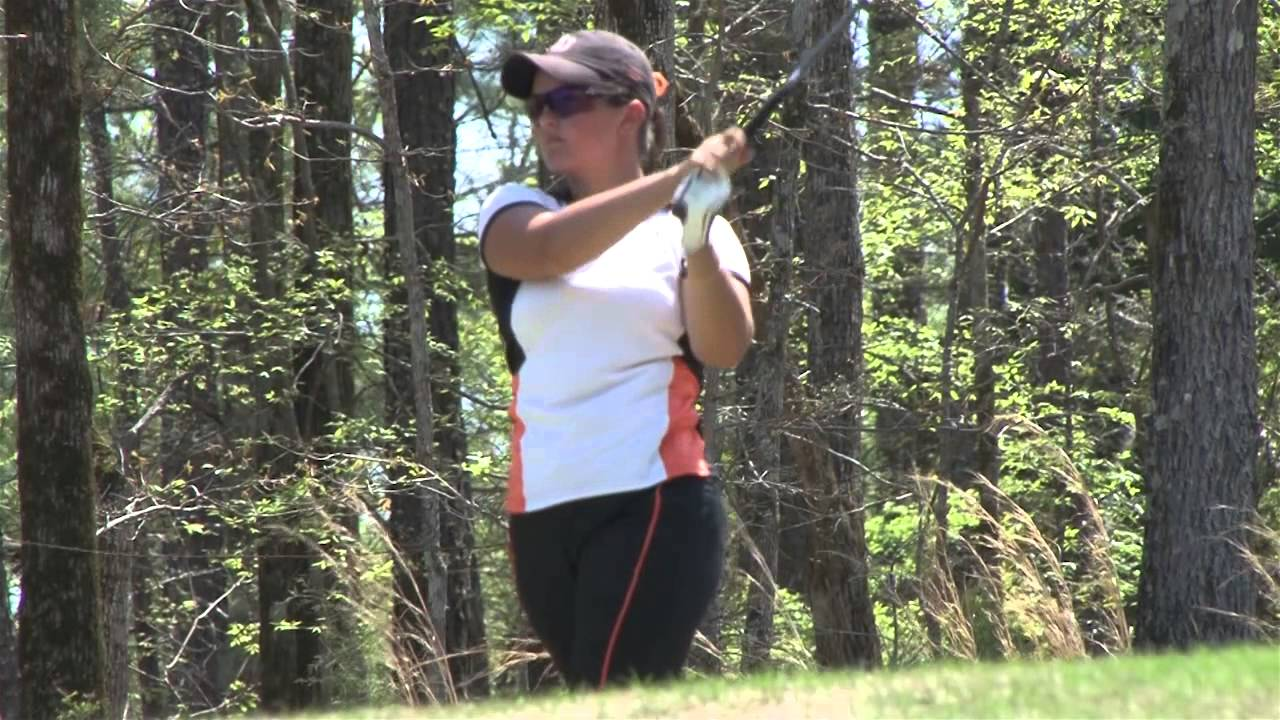 2014 Big South Women's Golf Championship – Day 1