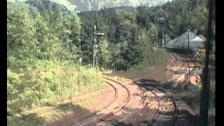 Neue Zeiten: Gräfenroda- Oberhof mit Desiro 642 und Regioshuttle RS1