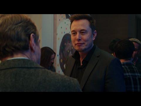 Elon Musk and Bryan Cranston Scene | Why Him (2016) | HD