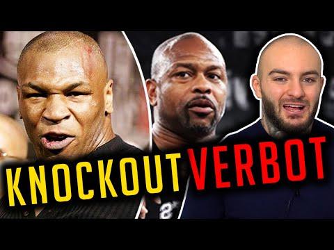 KNOCKOUT VERBOT im Kampf zwischen Mike Tyson vs. Roy Jones Jr?! NEUE Regeln! RINGLIFE