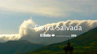 """""""EL BOLLO"""" (Time Lapse) Sábado 22 de Noviembre 2014 Orduña,Vizcaya ☁"""