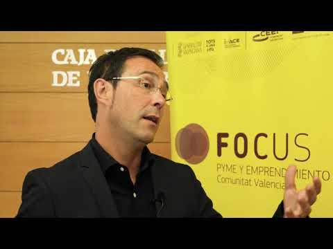 Entrevista a Ricardo Calvo en Focus Pyme y Emprendimiento Los Serranos[;;;][;;;]