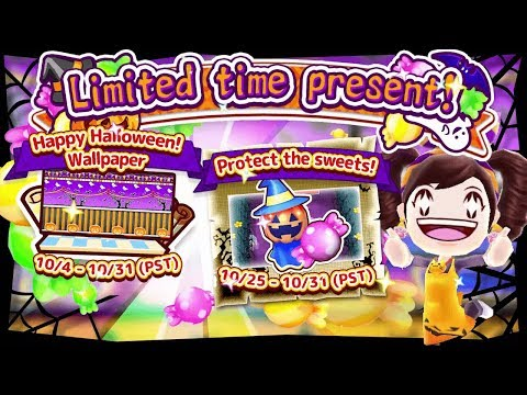 "Halloween Event! ""COOKING MAMA Let's Cook!"""
