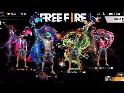 Tik Tok Free Fire ( Tik tok ff ) Menghibur,Lucu,Viral,Kreatif,Pro Player, Terbaru dan Terkeren