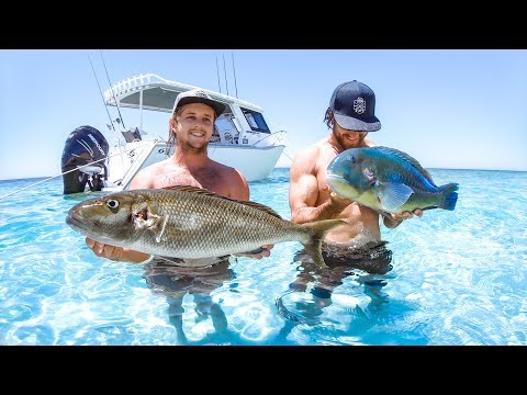 BEST DAY OF MY LIFE! WE GOT A NEW BOAT Catch And Cook Part 2 - YBS Lifestyle Ep 54 - Thời lượng: 10 phút.